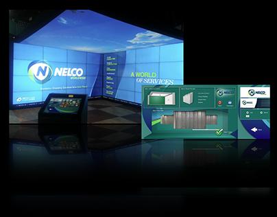 NELCO - Virtual Room Design
