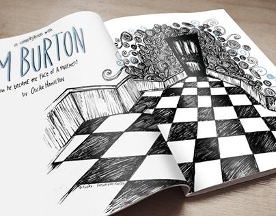 In Conversation with Tim Burton