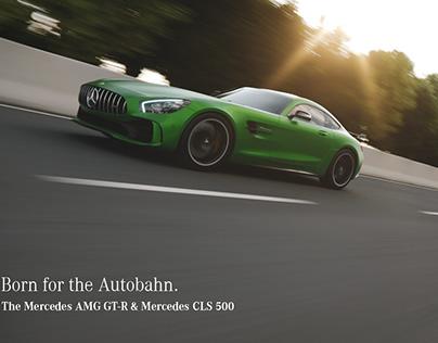 Mercedes Motion (FULL CGI)