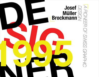 Design Homage: Josef Müller-Brockmann