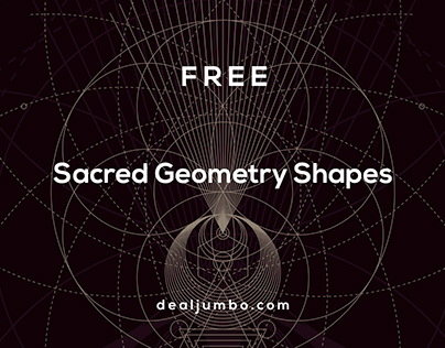 Sacred Geometry – Free Vectors
