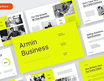 ARMIN Multipurpose Template