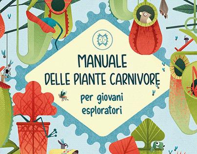 Manuale delle piante carnivore - White Star Kids