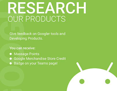 Google Research Posters