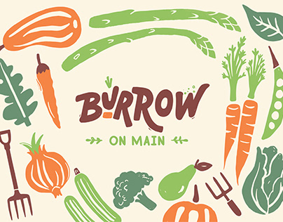 Burrow Brand Design