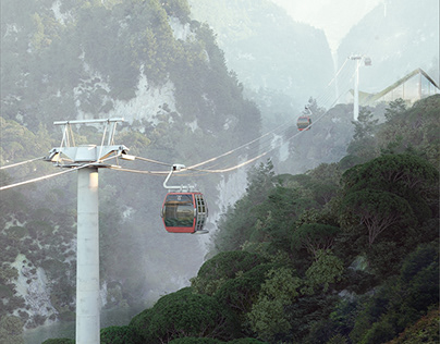 Pictury | Personal Work (Cable Cars)