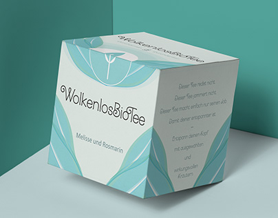 Produktdesign - Teeverpackung