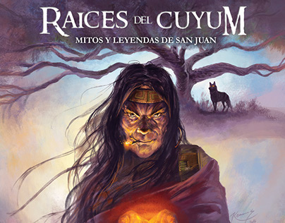 """Animations for """"Raices del Cuyum"""""""