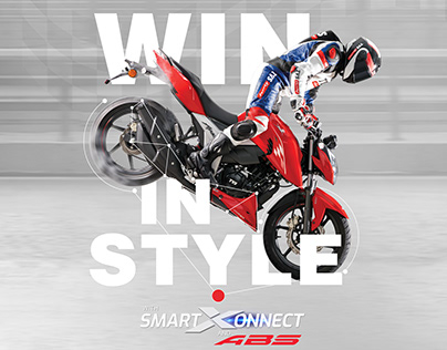 Launch of TVS Apache RTR 160 4V ABS with SmartXonnect