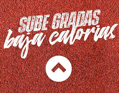 Sube Gradas y Baja Calorías, Rambla10