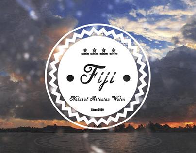 Animacion Agua Fiji- Rain