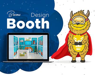 Beema - Booth Design