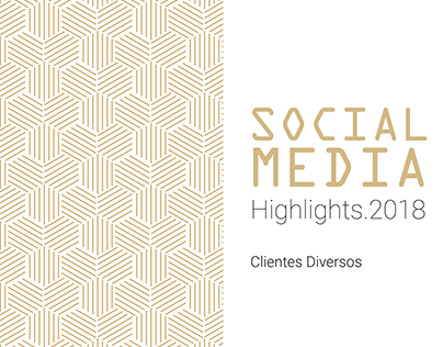 Clientes Diversos | Social Media Highlights.2018