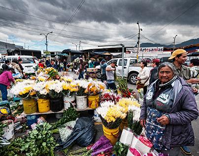 Bogotá - city of colour