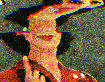 Glitch Collages