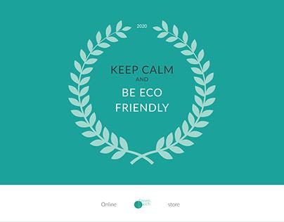 E-commerce Eco-store