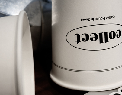 Branding : coffee house, collect