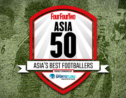 FourFourTwo Singapore   Web and print graphics