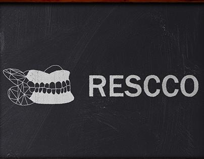 3D printing RESCCO Logo