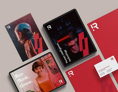 Redweb Brand Identity
