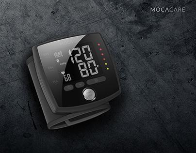 MOCACUFF Blood Pressure Monitor