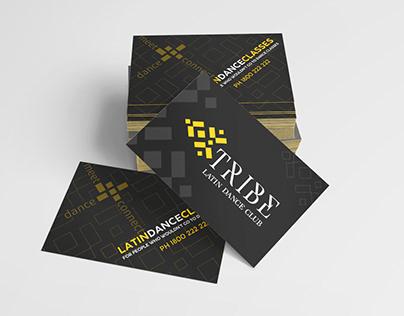 Logo & Branding - Latin Dance School