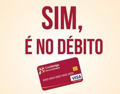 Banco do Nordeste - Peças de Whatapp