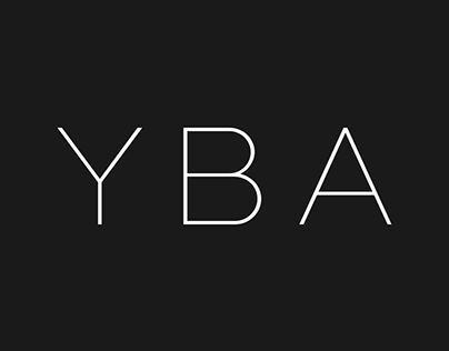 Landing page for YBA