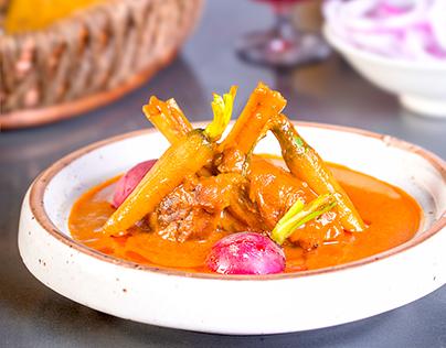Punjab Grill - Winter Menu