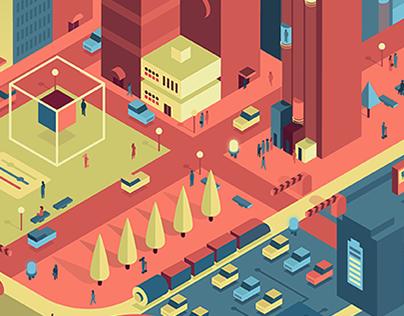 Smart City for COTEC