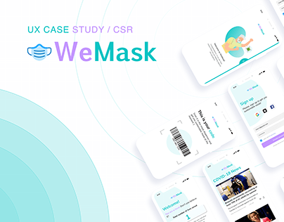 UX CASE STUDY / CSR