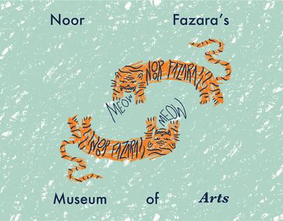 Noor Fazara's - Personal Branding