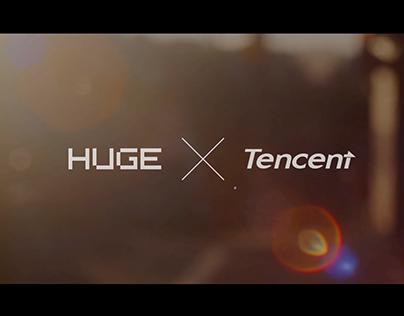 Huge design // Tencent