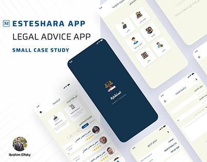 Esteshara Mobile App Case Study