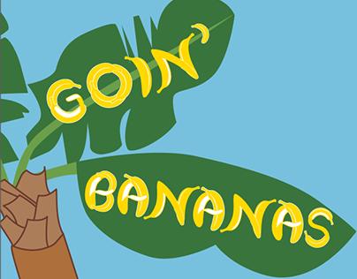 Goin' Bananas Typeface