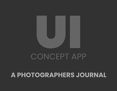 A Photographers Journal