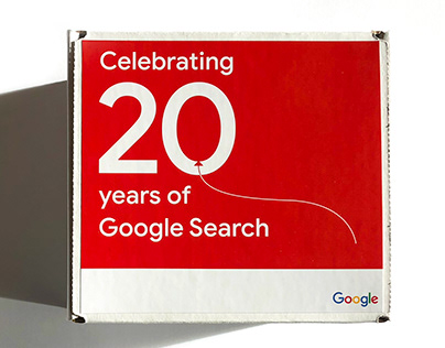 Google's 20th Anniversary