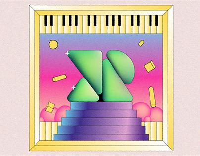 2020 Logo loop