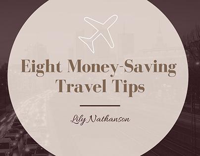 Eight Money-Saving Travel Tips