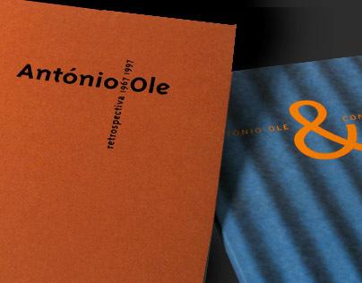 António Ole, 1997 e 2003