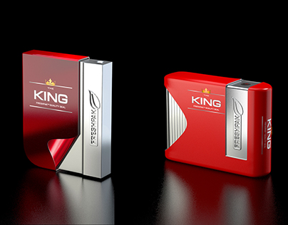 The King - Freshpak campaign