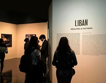 Liban - Réalité & Fictions