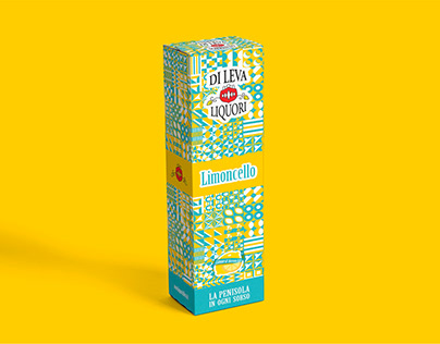 Di Leva Packaging Design