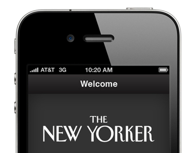 The New Yorker Mobile Storefront