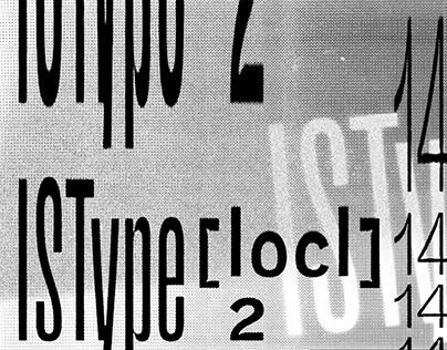 ISType [locl] 2