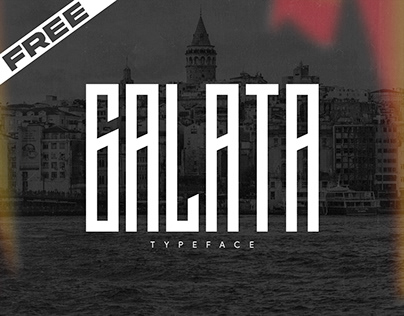 Galata Typeface (FREE)