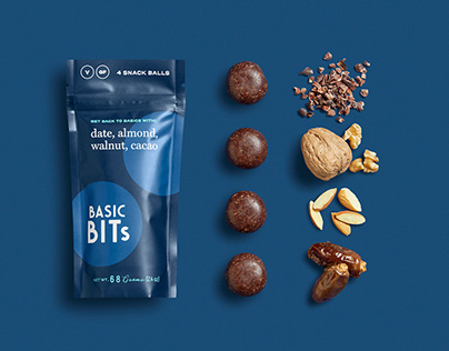 Basic Bits Raw Snack Balls