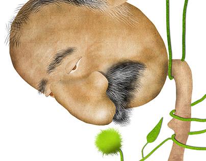مواطَنة.. ونباتات متسلقة Citizenship & Climbing plants