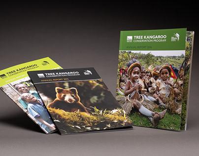 Tree Kangaroo Conservation Program Annual Reports
