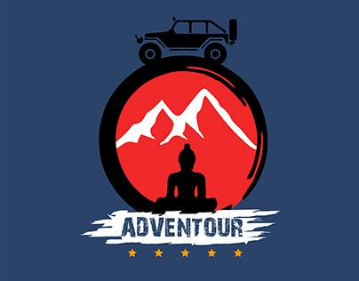 Mountain Ride Logo Design